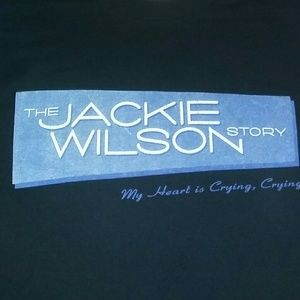 90s The Jackie Wilson Story Shirt Vintage Detroit